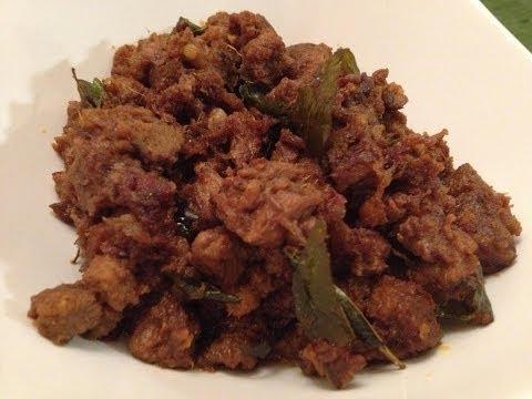 Mutton Recipes - Mutton Chukka - Chettinad Mutton Curry