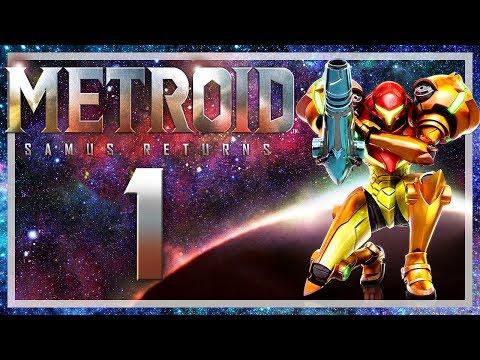 METROID: SAMUS RETURNS # 01 🌌 Das Remake zu Metroid II! [HD60] Let's Play Metroid: Samus Returns