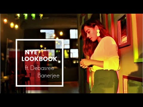 New Year's Eve #Lookbook ft. #DebasreeBanerjee | ARTI AGARWAL