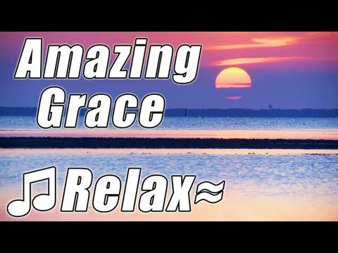 Religious Songs Gospel AMAZING GRACE Instrumental Christian Classical Music Pian