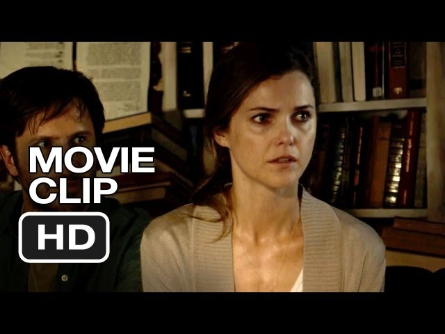 Dark Skies Movie CLIP – Q & A (2013) – Keri Russell Movie HD