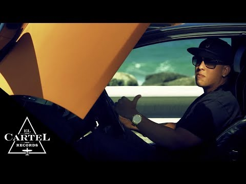 Daddy Yankee Ft. J Alvarez - El Amante video