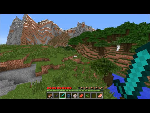 Minecraft: BETTER MINECRAFT (MORE ITEMS, FOOD, ENCHANTMENTS, & MORE!) Mod Showcase