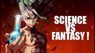 Science VS Fantasy- DR.STONE #1