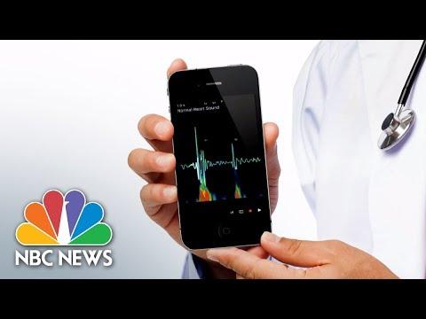 Are Smartphones The Future Of Medicine? | Archives | NBC News