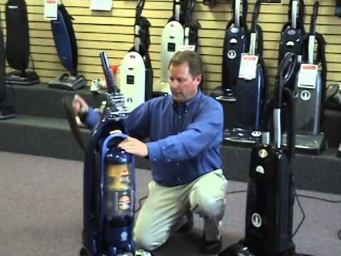 Riccar Vibrance R20D Deluxe Vacuum Muskegon MI, Holland MI, Grand Rapids MI, Grand Haven MI