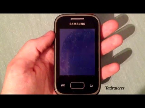 Samsung Galaxy Pocket (GT-S5300) mini review (ringtones)
