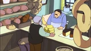 Heidi Episode 006 w/ English Subtitles