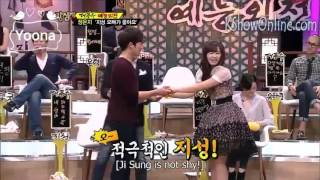 [ENGSUB] Jung Eun Ji (APINK) and Jisung - Strong Heart Ep 151