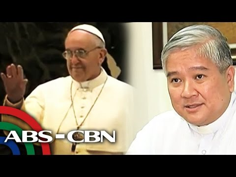 Who Pope Francis will meet in the Philippines?