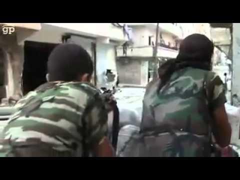 image vidéo تصور المعركة بكل تفاصيلها