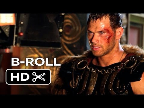 The Legend Of Hercules Complete B-Roll (2014) - Kellen Lutz Movie HD