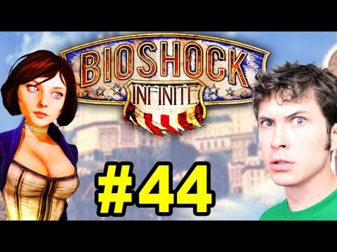 BioShock Infinite - KNIFE SONG