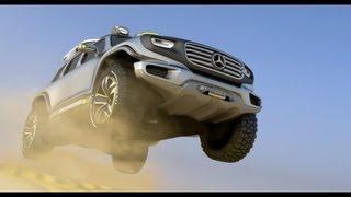► Mercedes Ener-G-Force Concept - OFFICIAL TRAILER