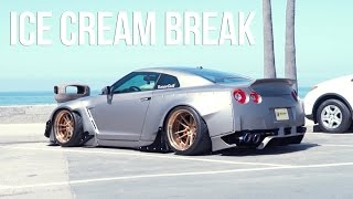 IS TOO MUCH attention a good thing? Taking the GTR for ice cream