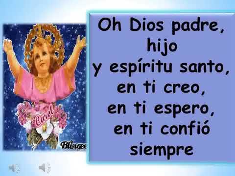 ROSARIO AL DIVINO NIÑO JESUS CORTO I