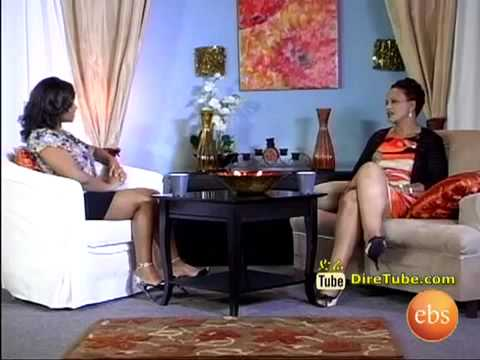 Interview with Roman Bezu The Wife of Tilahun Gessesse Part 1 DireTube Video by Enchewawet