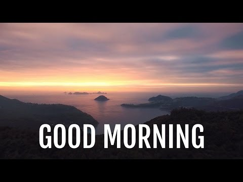 Good Morning Greetings  - Quotes - E-card - video