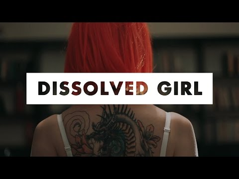 DISSOLVED GIRL - Massive Attack cover // SEE ON: http://vimeo.com/41250856