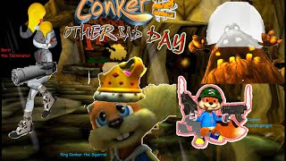 Juegos Cancelados: Conker Other Bat Fur Day/Conker 2