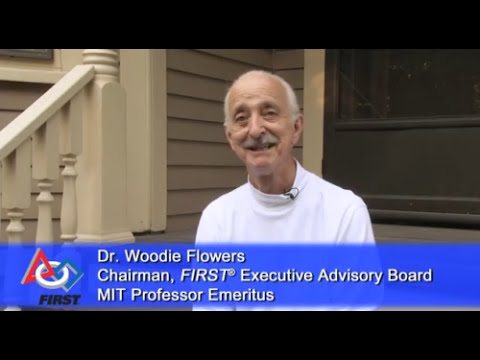 Dr. Woodie Flowers responds to the ALS Ice Bucket Challenge!