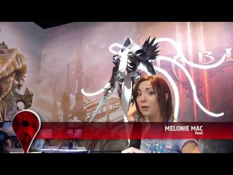 Diablo from Activision Blizzard  - Future Shop @ E3