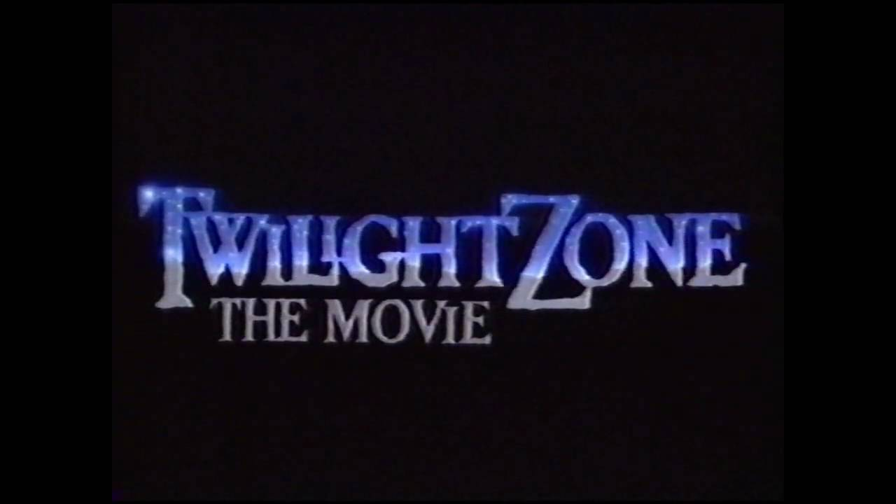 twilight zone the movie 1983 commercial youtube