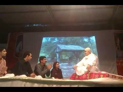 Bade Maharaj Ji aur Sarkaar Shri Ka Milan