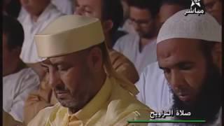تراويح 2016 الليلة 5 من مسجد الحسن الثاني بالدار البيضاء مع الشيخ عمر القزبري