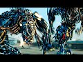 Transformers : Dark of the Moon Fight Scene Highway Chase (1080HD VO) MP3