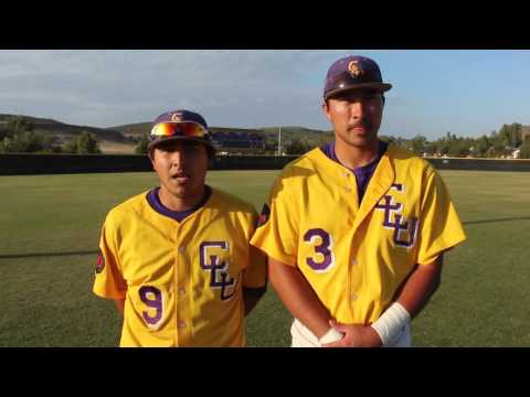 Baseball Post Game - May 1, 2016
