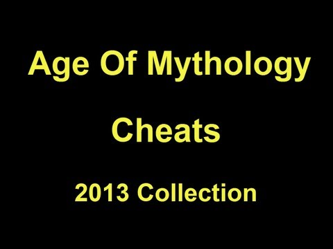 Age Of Mythology Cheats 2013 Collection DROPBOX Download