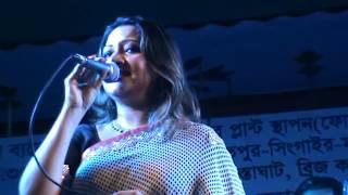 ফোক সম্রাজ্ঞী ''মমতাজ বেগম'' এর সমনে গান গাইতে '''ভয় পাইলেন''' আখি আলমগীর'''''দেখুন ভিডিও...টি