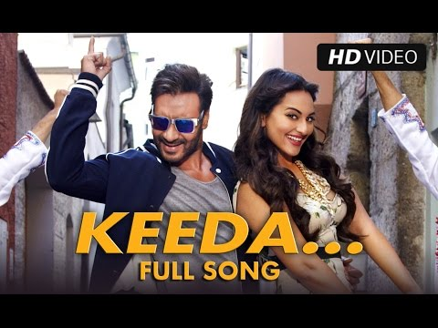 Keeda Official Full Song Video | Action Jackson | Ajay Devgn, Sonakshi Sinha video