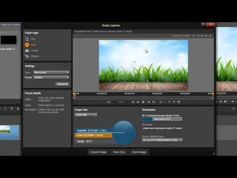 Introducing Pinnacle Studio 17: By PinnacleStudioPro