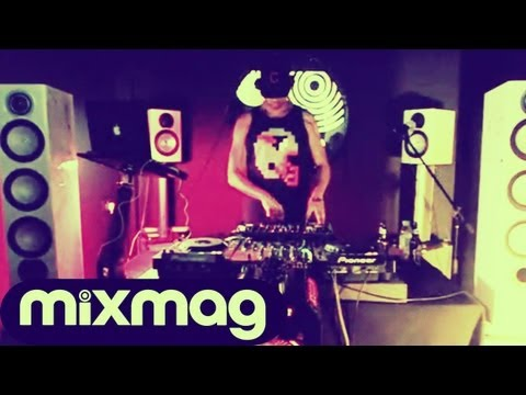 MK in the Mixmag DJ Lab