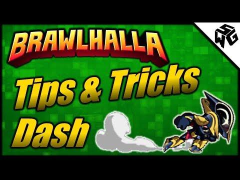 Dash Tips & Tricks! - Brawlhalla Gameplay :: Dash Going Live Season 6!!