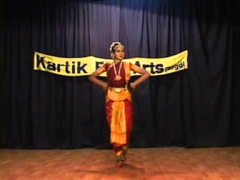 Medha Hari Dances A Thillana