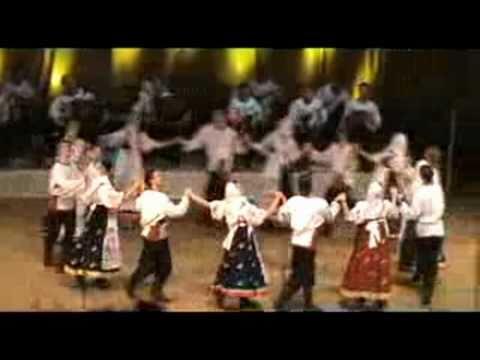 Русские Россия Русский танец хор Пятницкого Pyatnitsky Russian