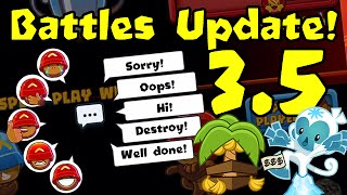 BTD Battles - New update 3.5!
