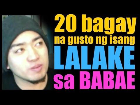 20 Bagay na gusto ng mga lalake pagdating sa isang babae