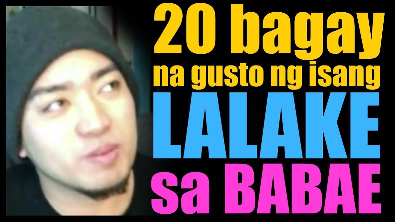mga diskriminasyon sa babae at lalake 9 na bagay na gusto ng mga lalake sa babae september 29, 2015 1) turn on ang babaing bakla – yung tipong masayahin, game sa lahat ng bagay, at hindi maarte.