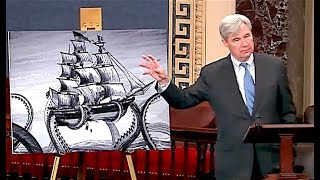 """IT'S A SCAM!!!"" Senator Sheldon Whitehouse's BRILLIANT Takedown of the Koch Brothers & Donald Trump"