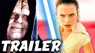 STAR WARS EPISODE IX: The Rise Of Skywalker FULL TRAILER BREAKDOWN