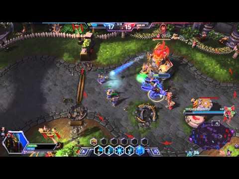 Dark Templarem być - Zeratul Gameplay - Heroes of the Storm 1080p