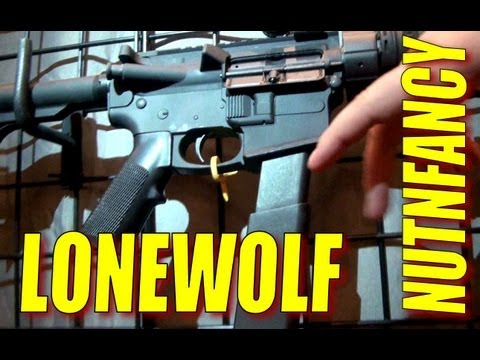NUTNFANCY SHOT 2012: LoneWolf Distributors: Glock AR-15s