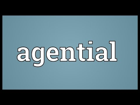 Header of agential