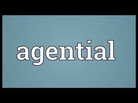 Header of agential