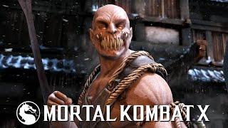 Mortal Kombat X - Baraka Gameplay [1080p] TRUE-HD QUALITY