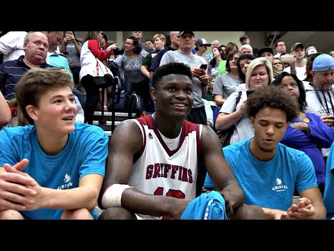 Zion Williamson 51 POINTS in State Championship Game!!